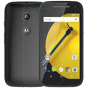 Motorola Moto E2 skærm protektor 9 H lamineret glas tank beskyttelse glas, hærdet glas