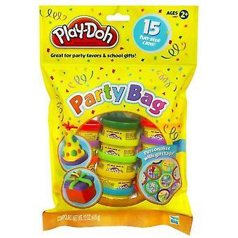 Bolso fiesta del juguete de Play-Doh - 15 paquetes Funsize