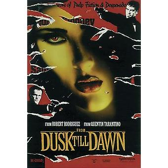 From dusk till dawn poster first advance poster