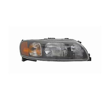 TYC 20-6557-00-1 Volvo S60 Right Replacement Head Lamp