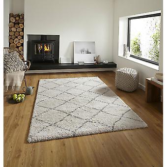 Royal nomadiarmeijat 5413 kerma harmaa suorakulmio mattoja tavallinen/lähes pelkkää matot
