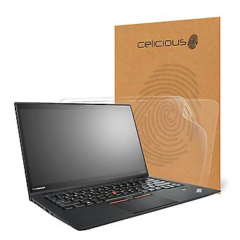 Celicious Matte Anti-Glare Screen Protector Film Compatible with Lenovo ThinkPad X1 Carbon (5th Gen) [Pack of 2]