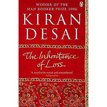 Nedarvning af tab af Kiran Desai - 9780141027289 bog
