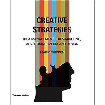 Stratégies créatives - idée Management marketing - publicité - moi