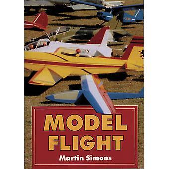 Model Flight by Martin Simons - 9780852429389 Book