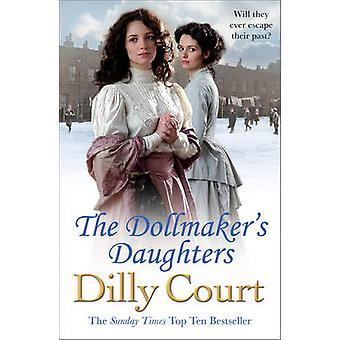 Den fantastiske dukkemager døtre af Dilly Court - 9781784752521 bog