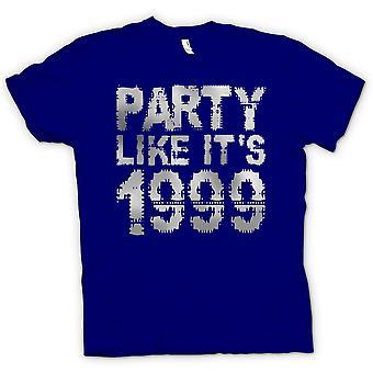 子供 t シャツ - 1999 年のような党 - クール