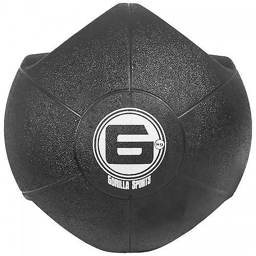 M�decine ball double poign�e de 6kg