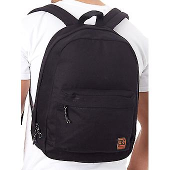 DC Black Backstack Canvas - 18.5 Litre Backpack