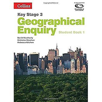 Collins belangrijke fase 3 Geografie - geografisch onderzoek Student boek 1