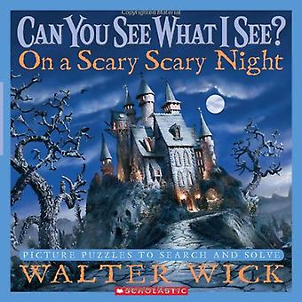 On a Scary Scary Night (Can You See What I See?)