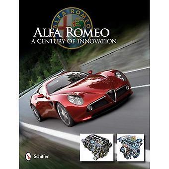 Alfa Romeo: un siècle d'Innovation