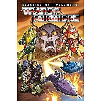 Transformateurs classiques UK Volume 5