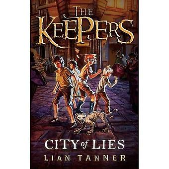 City of Lies (The Keepers)