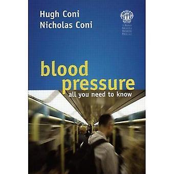 Presión arterial: Todo lo que necesitas saber