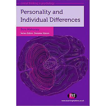 Personalidad y diferencias individuales por Bere Mahoney