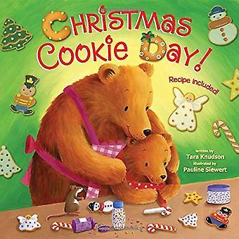 Jour de Noël de Cookie! [Cartonné]