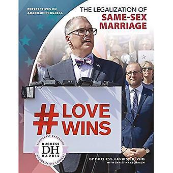 Legalisering av samkönade äktenskap (perspektiv på American Progress)