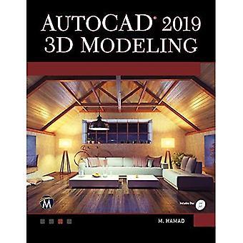 AutoCAD 2019: 3D Modeling