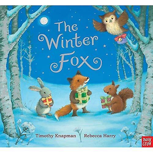 The Winter Fox [Board book]