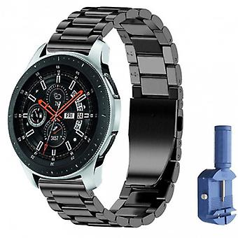 Bracelet Stainless Steel Samsung Galaxy Watch 46 mm-Black