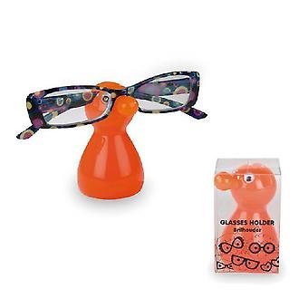 Glasses Holder Male Orange