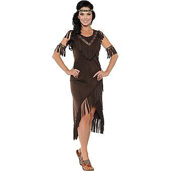 Kostium dla dorosłych Wild Spirit