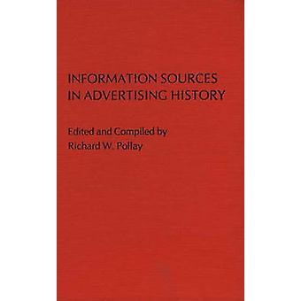 مصادر المعلومات في تاريخ الإعلان. سكهلر & الأميركي ريتشارد