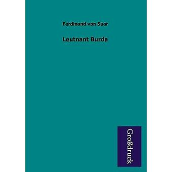Leutnant Burda by Saar & Ferdinand Von