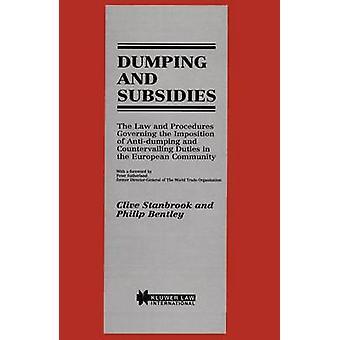 Dumping und Subventionen von Stanbrook & Clive