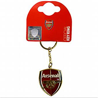 FC Arsenal-Metall / Emaille Keyring (Spg)
