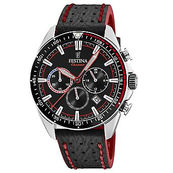 Festina F20377/6 The Originals Chronograaf Herenhorloge 44 Mm