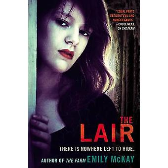 The Lair by Emily McKay - 9780425264126 Book