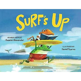 Surf's Up by Kwame Alexander - 9780735843134 Book