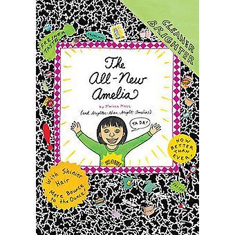 The All-New Amelia by Marissa Moss - Marissa Moss - 9781416909088 Book