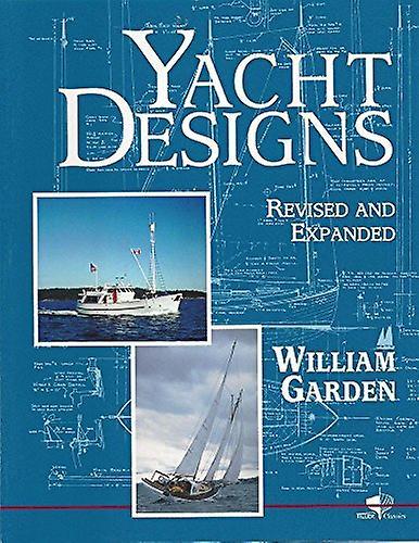 Yacht Designs by William Garden - 9781888671483 Book