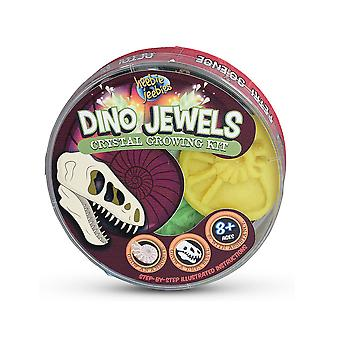 Heebie Jeebies Petri Dino