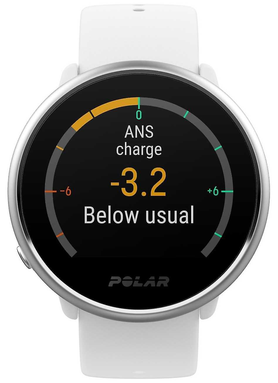 Polar | Ignite | Activity and HR Tracker | White Silicone | M/L | 90071067 Watch