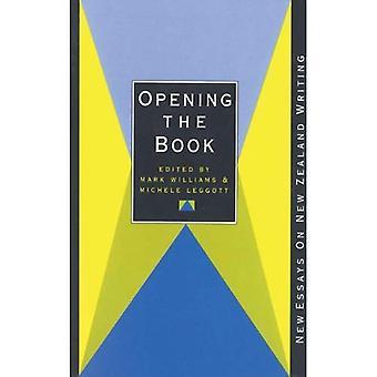 Öppna boken: Nya uppsatser på Nya Zeeland skriver