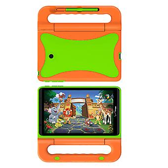 Verizon Kids Case for Ellipsis Kids Tablet, Ellipsis 8 - Orange/Green