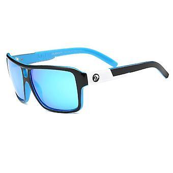 Dubery unisex moda uv400 occhiali da sole polarizzati - occhiali da sport di guida all'aperto,colore 6