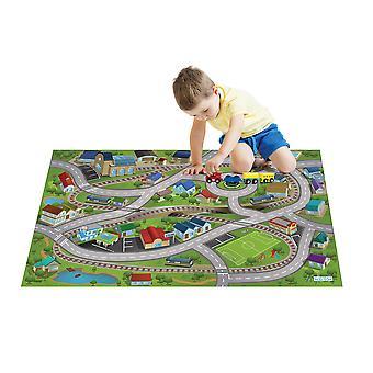 Haus der Kinder Bahnhof Play Mat