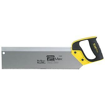 Backsaw de Stanley FatMax 300 Mm. (bricolage, outils, outils à main)