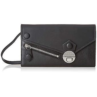 Ascrosss Asym - Black Woman Shoulder Bags (Schwarz (Schwarz (Black))) 1.0x24.0x14.0 cm (B x H T)