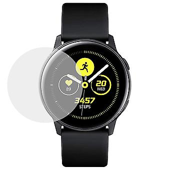 Samsung Galaxy watch active tank protection display glass tank slide 9 H glass - 1 piece