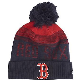 Nowa era MLB ON-FIELD Polar Czapka zimowa-Boston Red Sox