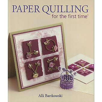 Lark Books Paper Quilling For The First Time Lb 95899