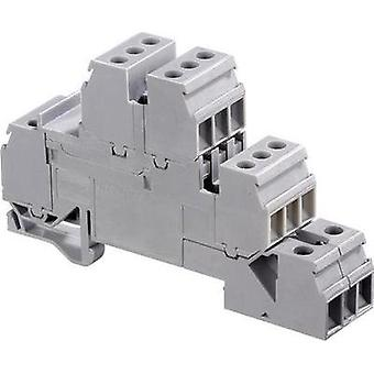 Industrial terminal block 17.8 mm Screws Configuration: L Grey ABB 1SNA 110 331 R2500 1 pc(s)