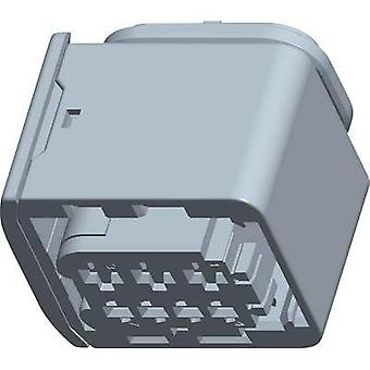 Socket enclosure - cable HDSCS, MCP Total number of pins 7 TE Connectivity 1-1418480-1 1 pc(s)
