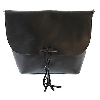 CTM ladies ' shoulder bag soft leather made in italy